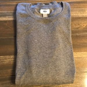 Men's Old Navy Grey Sweater